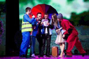 Приморцы взяли восемь наград на Всероссийской Студвесне