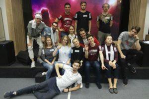 «Звёзды любят нас»: игра про жизнь прошла в Центре