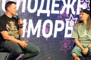 Творчество в беседе с DJ IceX