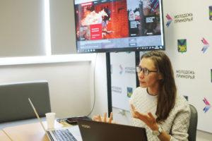 Интенсив по журналистике проходит для школьников и студентов