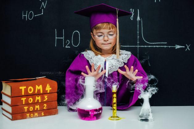 Научные мастер-классы для школьников