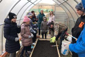 Школьники Владивостока стали участниками проекта «Строим лес»