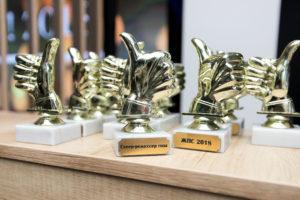 Премия «Ух ты 2018» прошла на площадке Центра