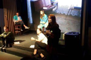Пьесу «Коля против всех» прочитали со сцены Центра