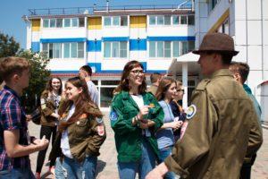 Краевойслеткомандировикомиссаровстуденческих отрядов Приморского края прошел во Владивостоке