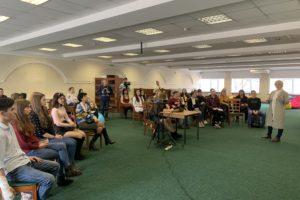В Уссурийске презентовали журналистское направление «Студвесны» в Приморье