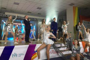 Четвертая школа танца «Реверанс» объединила более 100 молодых талантов