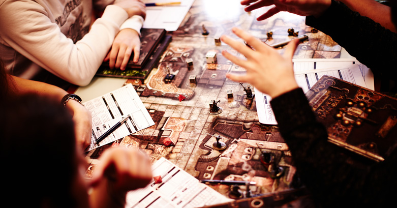 Открытая лекция Школы Мастеров настольных ролевых игр @ АНО «Центр содействия развитию молодежи Приморского края»