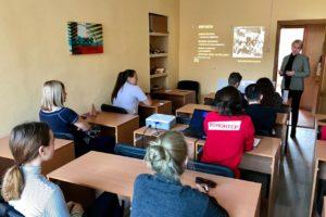 «Волонтерская мастерская» провела образовательный модуль в Находке