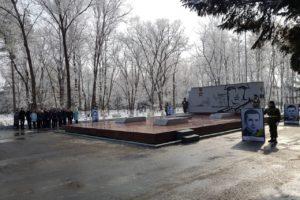 В Дальнереченске открылся слет военно-патриотических клубов северного Приморья