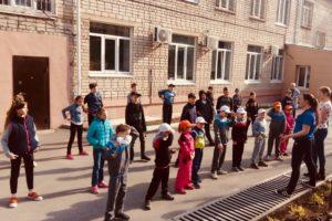 «Волонтерская мастерская» провела спортивные выходные в Находке