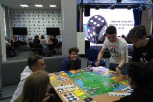 Апрельская настольная игротека в Центре СРМ