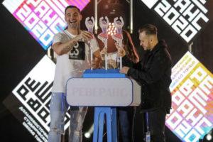 В ДВФУ состоялось торжественное открытие школы танца «Реверанс»!